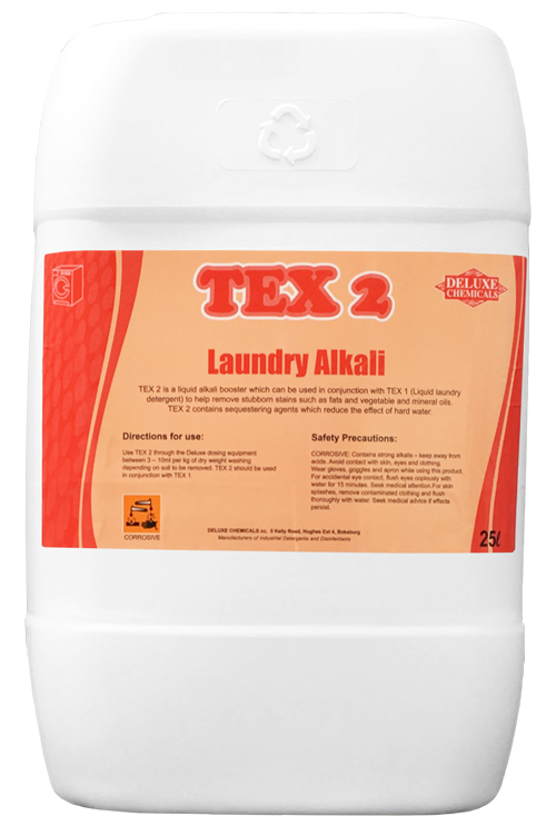 laundry booster to remove tough stains from fabric