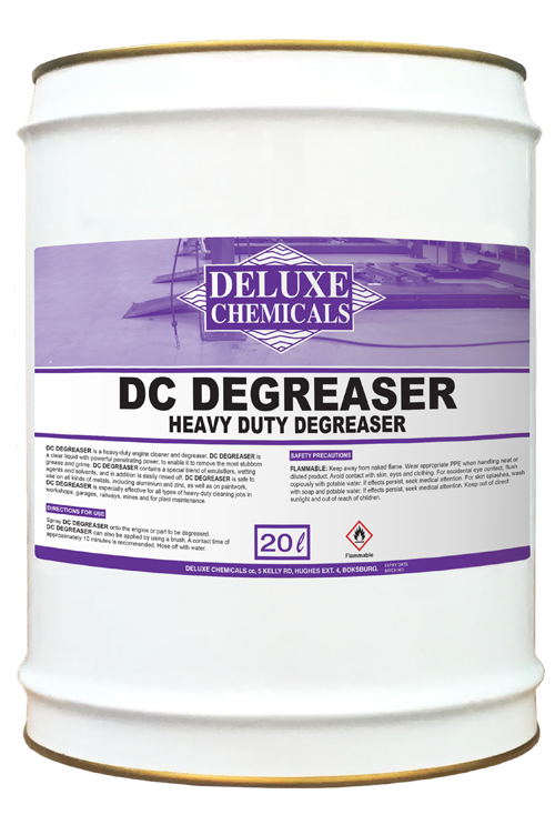 degreaser and cleaner for the most stubborn grease and grime.