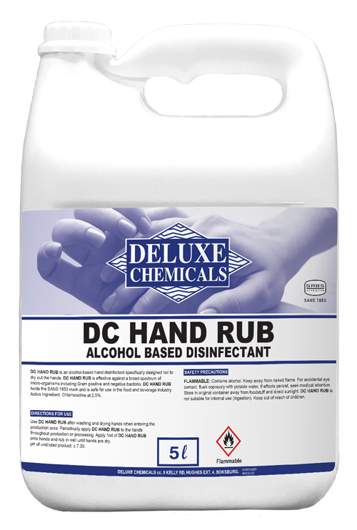 hand disinfectant that is non-drying