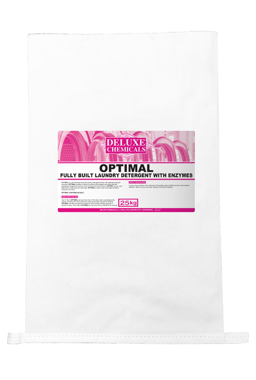 laundry powder to remove stains in the Industrial Laundry Industry