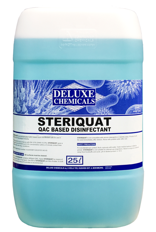 QAC disinfectant effective against micro-organisms